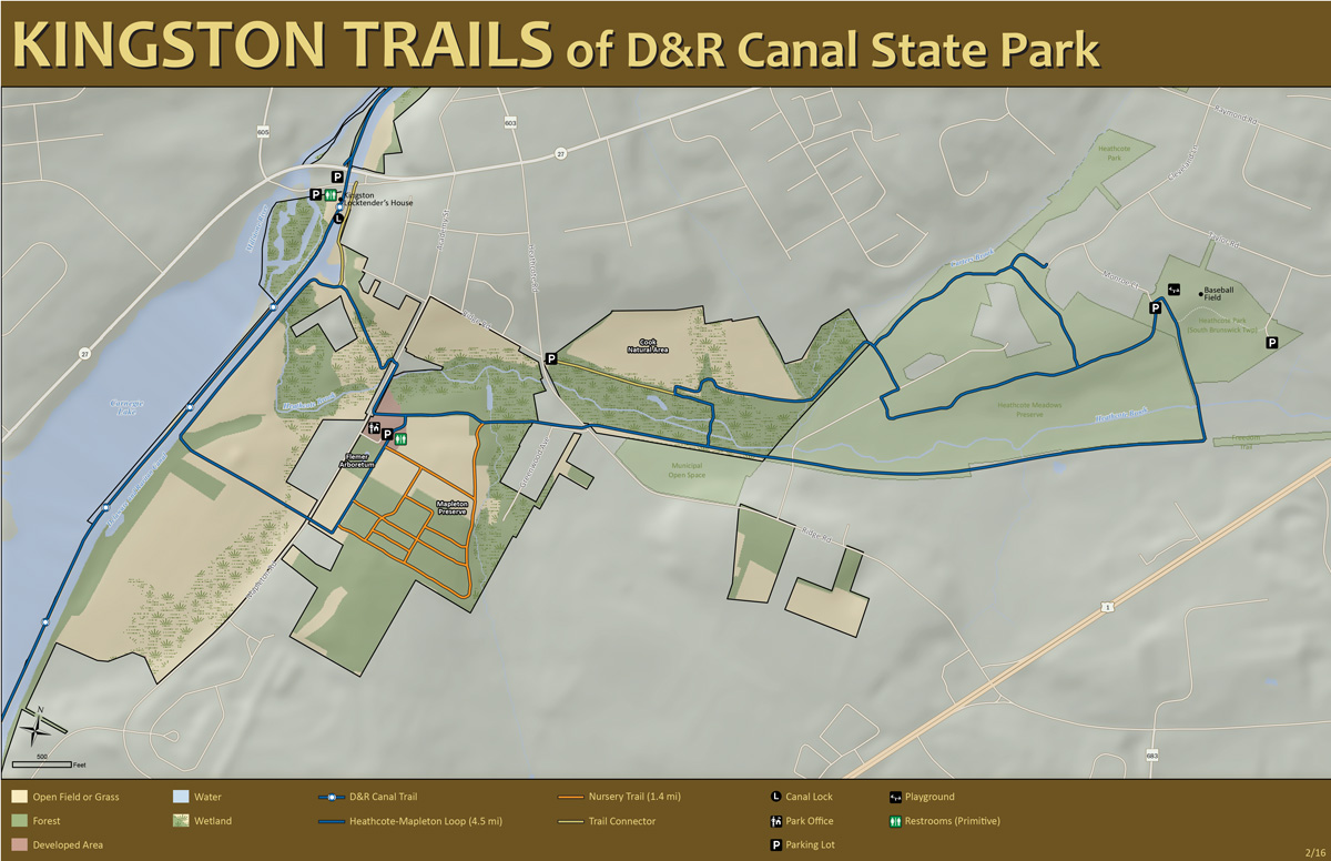 Kingston Trails